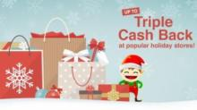 IMAGE: Earn up to 10X Cash Back on Holiday Shopping