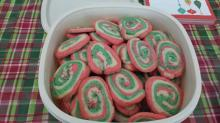 Peppermint Pinwheels (aren't they so pretty?!)