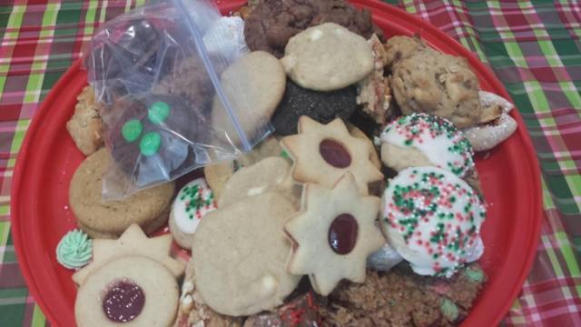 Cookie Swap cookies variety