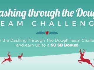 Swagbucks Team Challenge: Dashing Through the Dough
