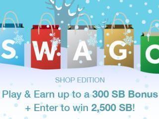 SWAGO promotion December 2016