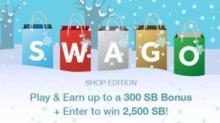 IMAGE: New Swagbucks Swago this week