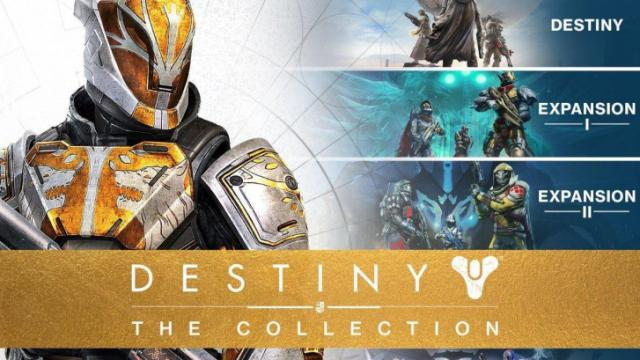 Destiny The Collection game