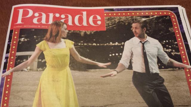 Parade Magazine 12-18-16