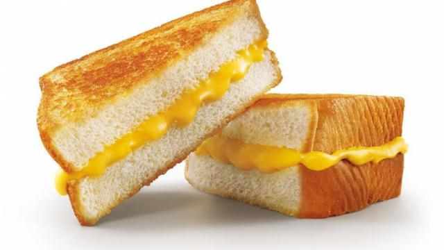 Sonic Grilled Cheese