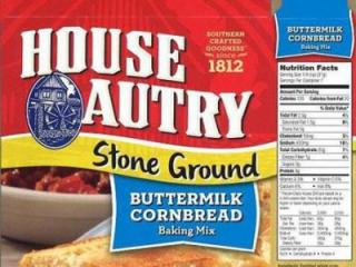 House Autry Cornbread Mix