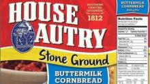 IMAGE: RECALL: House-Autry Cornbread & Biscuit Mixes