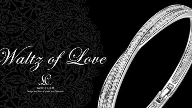 Waltz of Love bracelet