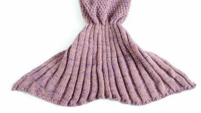 Mermaid Tail Blanket Sale