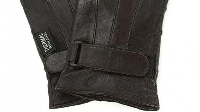 Alpine Swiss Men's Gloves