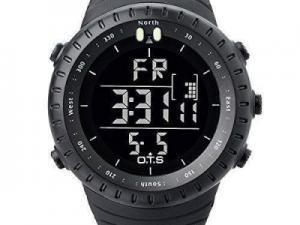 PALADA Men's Sports Digital Wrist Watch