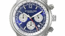 IMAGE: Stuhrling Men's Monaco Stainless Steel Watch 88% off