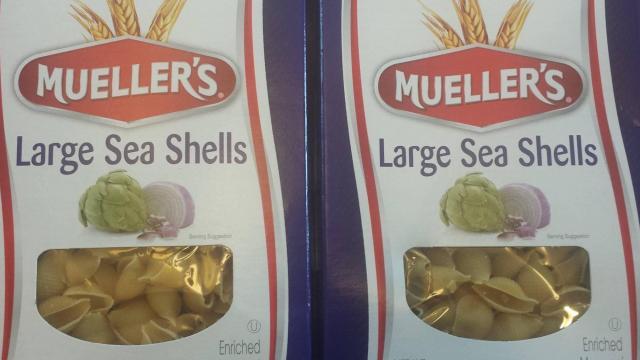 Mueller's pasta