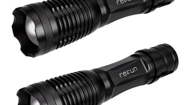 Refun flashlight set
