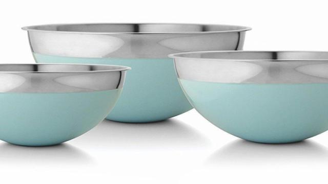 Francois et Mimi Stainless Steel Mixing Bowls