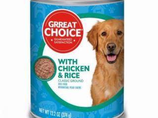 PetSmart Grreat Choice canned food