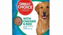 IMAGE: RECALL: PetSmart Grreat Choice canned dog food