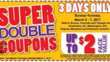 IMAGE: Harris Teeter Super Doubles CONFIRMED & multiple freebies!