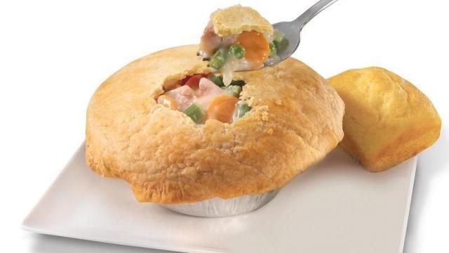 Boston Market Rotisserie Chicken Pot Pie
