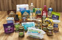 Sprouts store brand products