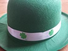 St. Patrick's Day cap