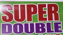 IMAGE: Super Doubles CONFIRMED for August 6-8!