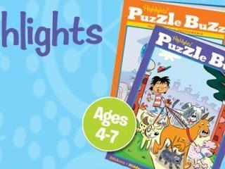 Highlights Puzzle Books