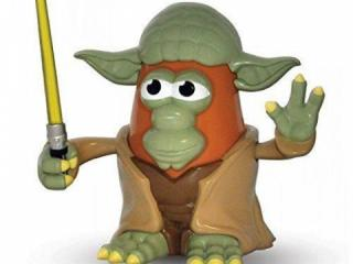 Mr. Potato Head Yoda from Star Wars Action Figure