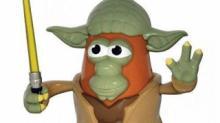 IMAGE: Mr. Potato Head Star Wars Yoda $13.24
