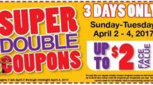 IMAGE: Harris Teeter Super Doubles CONFIRMED!