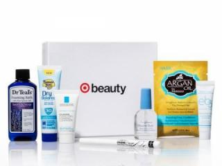 Target Beauty Box April 2017