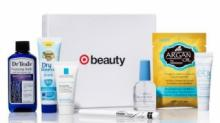 IMAGE: Target April Beauty Boxes now available