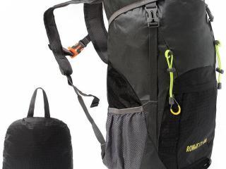 Ronweix 40L Ultra Lightweight Waterproof Travel Backpack