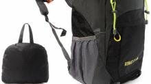 IMAGES: Over 70% off hiking essentials: backpack, hammock, flashlight