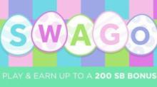 IMAGES: Swagbucks April SWAGO & Swag Code until 3 pm