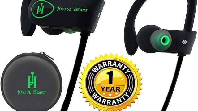 Joyful Heart Wireless Bluetooth Earbuds