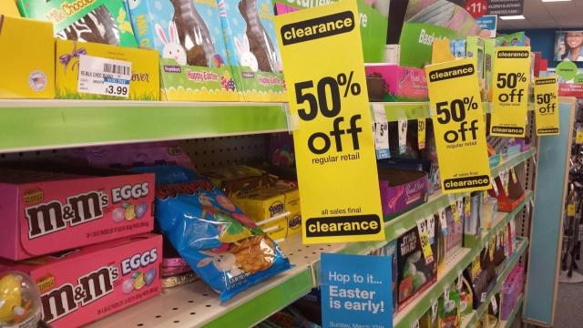 Easter Clearance