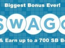 Swagbucks April Swago