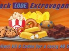 Swagbucks Snack Code Extravaganza