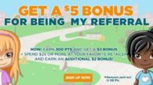 IMAGE: $5 Bonus when you join Swagbucks in May