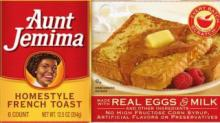 Aunt Jemima French Toast