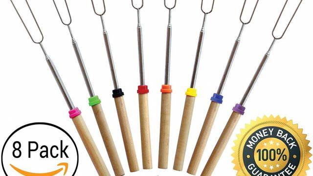 Marshmallow Roasting Sticks- Set of 8