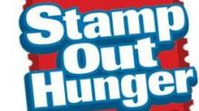 IMAGES: Stamp Out Hunger Postal Carriers Food Drive Saturday