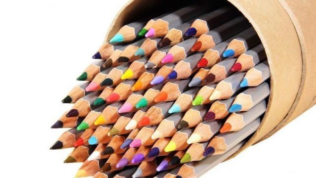 Ohuhu Colored Pencils 48 Piece Set