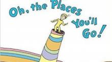 """IMAGE: """"Oh, The Places You'll Go!"""" book $11.39"""