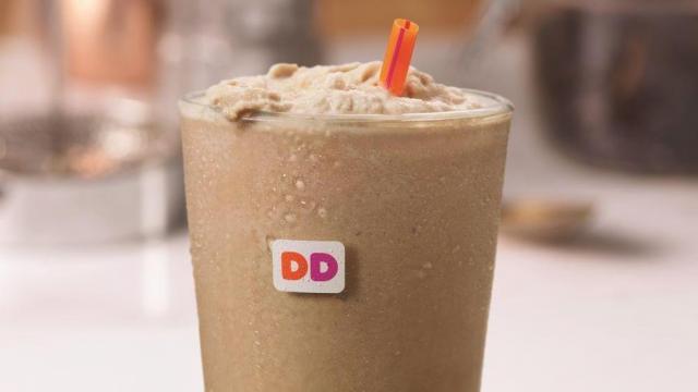 Dunkin' Donuts Frozen Dunkin' Coffee