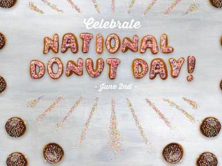 Dunkin' Donuts National Donut Day