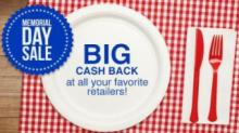IMAGE: Memorial Day Sales through Swagbucks