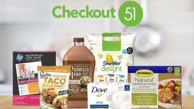 Checkout51 deals 6-1-17