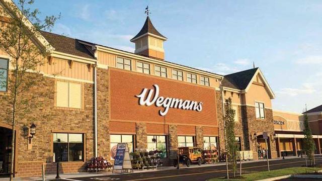 Wegmans store front